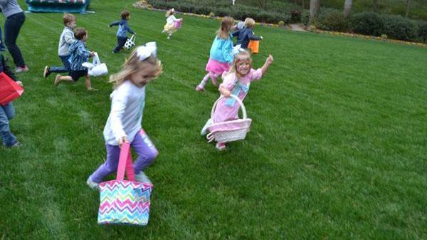 WRAL Easter Egg Hunt