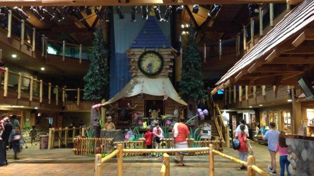 Great Wolf Lodge: Concord