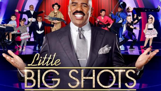 "Steve Harvey and the producers of ""Little Big Shots"" is looking for gifted kids for next season's show, which airs on Sundays on NBC."