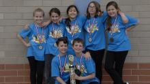 IMAGE: Sycamore Creek elementary team headed to OM world championship