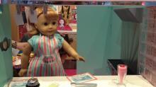 Charlotte's American Girl store