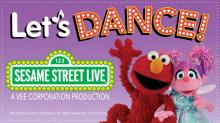 "Sesame Street Live ""Let's Dance!"" hits PNC Arena in June"