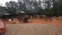 Sassafras All Children's Playground at Laurel Hills Park