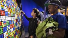 IMAGES: Beyond Rubik's Cube: New exhibit opens at Charlotte's Discovery Place