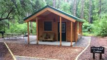 Cabins now available at Carolina Beach