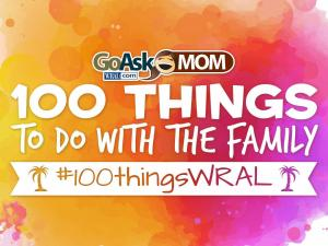 Looking for family fun this summer? Check our #100thingsWRAL list.
