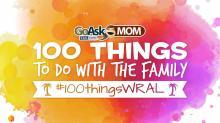 #100thingsWRAL