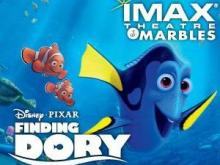 Finding Dory at Marbles Kids Museum's IMAX