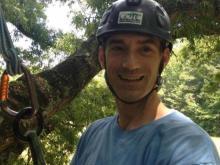 Destination: Piedmont Recreational Tree Climbing