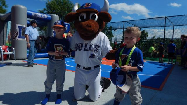 Courtesy: Durham Bulls