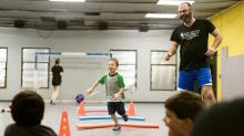 Oak City Soccer offers soccer skills classes for kids on the autism spectrum