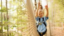 Go Ape opens new junior course for kids under age 10