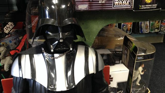 Café to mark Star Wars Day with 'Revenge of the 5th' celebration