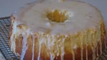 Jan's Buttermilk Pound Cake