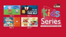 IMAGE: DPAC's Kids Series coming soon live
