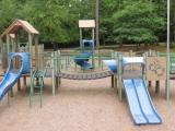 Crowder District Park playground
