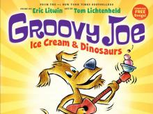Author Eric Litwin will read from his new book at 4 p.m., Sept. 22, at Quail Ridge Books.
