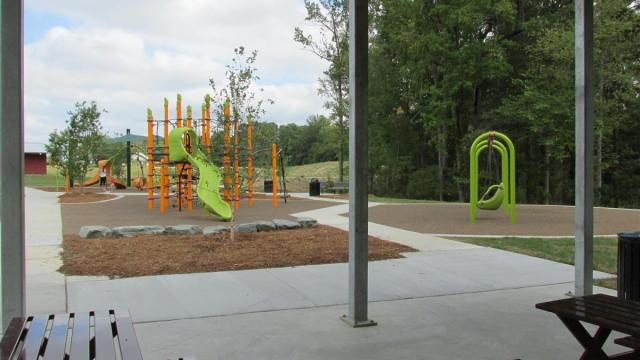 The 16-acre park is at 4420 Louis Stephens Rd., Cary Courtesy: Town of Cary