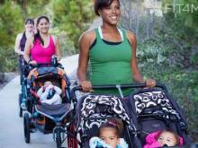 Fit4Mom offers fitness programs for moms