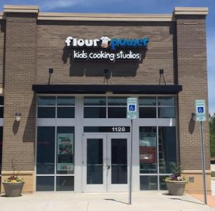 Flour Power Cary Parkside location