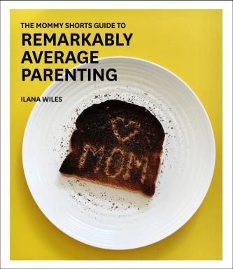 The book, released in September 2016, features Wiles' take on the real-life struggles of parenting.