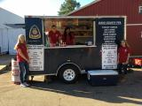 Wake County FFA concession at N.C. State Fair