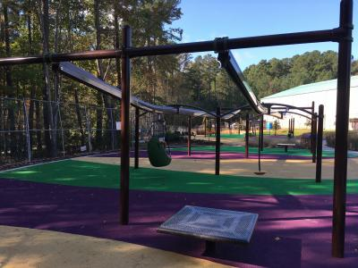 Sassafras All Children's Playground