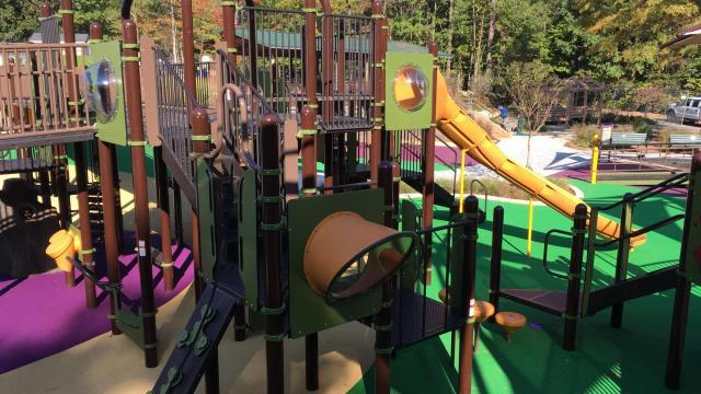 Sassafras All Children's Playground