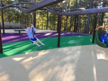Sassafras All Children's Playground opens Saturday