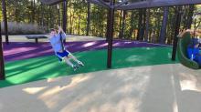 Sassafras All Children's Playground opens Saturday