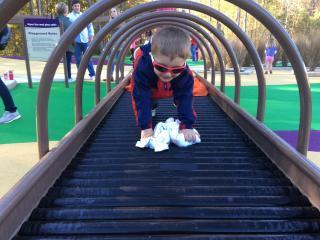 Sassafras All Children's Playground opens