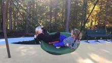 Sassafras All Children's Playground opens