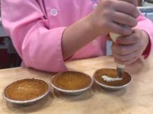 Recipe: Mini Pumpkin Pies