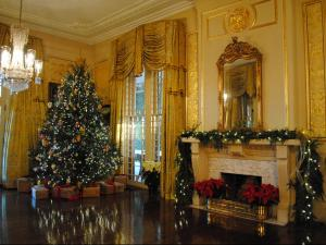 N.C. Executive Mansion open house