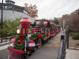 2016 Holiday Express at Pullen Park