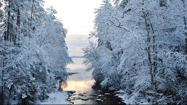 Winter at N.C. State Parks