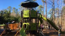 IMAGES: Playground at Crowder District Park, Apex
