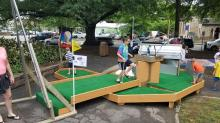IMAGE: First Night's Art Putt to open for early play Friday