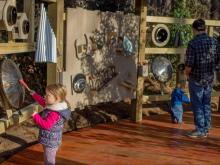Sound Garden exhibit opens at the Museum of Life and Science