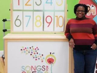 Robin Curtis, owner of Songs for Seeds