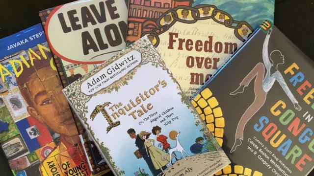 The American Library Association announced 2017 award-winning books in January 2017.