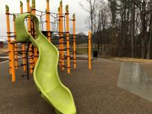 The park at 4420 Louis Stephens Rd., opened in western Cary in 2016.