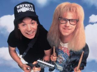 Wayne's World's 25th anniversary