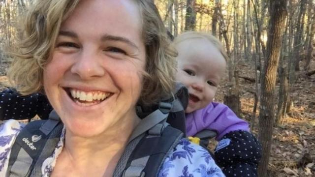 Kate Macartney leads outdoor programs for kids and parents in Durham.