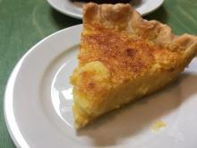 Lemon Chess Pie, Scratch in Durham