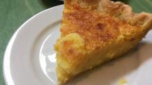 Lemon Chess Pie, Scratch in Durham
