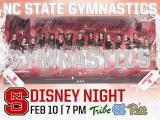 N.C. State Gymnastics holds quad meet on Feb. 10