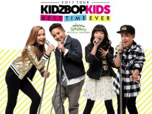 Kidz Bop Kids will stop in Raleigh on May 5