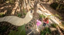 IMAGES: Hidden Gem: Sensory pathway at Museum of Life and Science