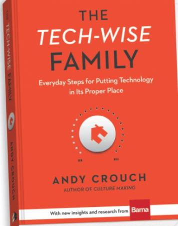 Author Andy Crouch will be in Raleigh on Friday to talk about his new book.